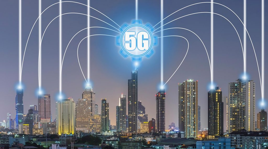 5G for cities