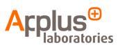 Applus Laboaratories logo