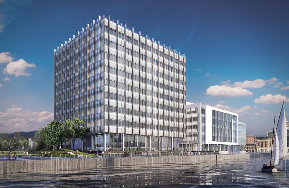 Belfast building