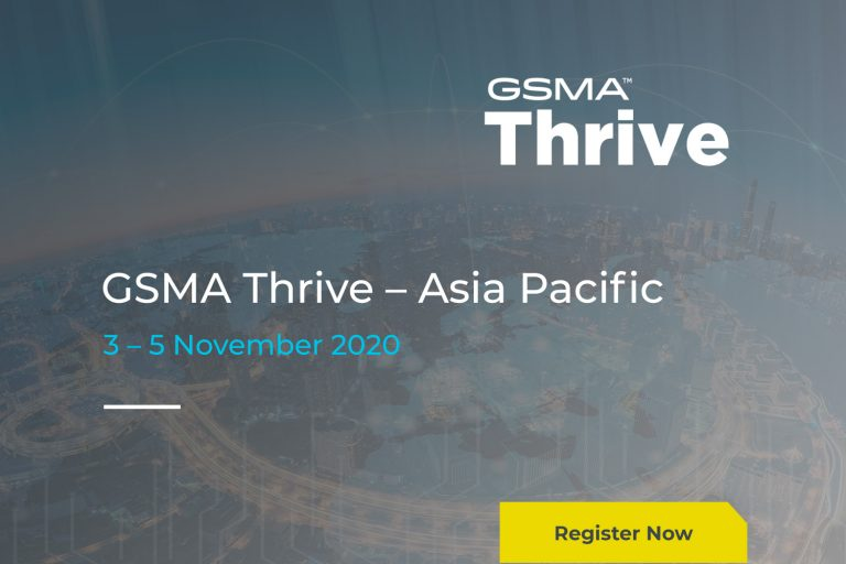 GSMA Thrive Asia