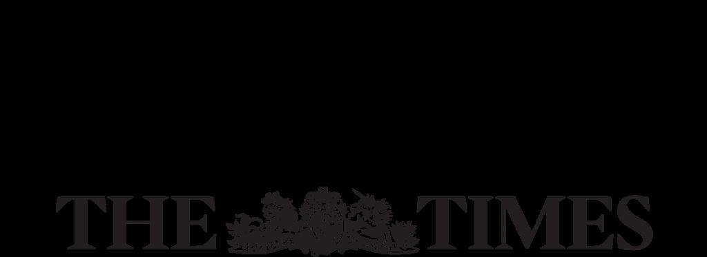 Raconteur The Times logo