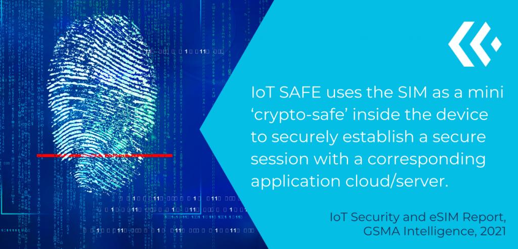 eSIM and IoT security